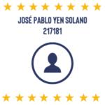 José Pablo Yen