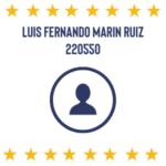 Luis Fernando Marin