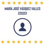 María José Vásquez