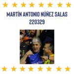 Martín Núñez Salas