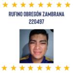 Rufino Obregón